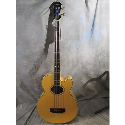 Epiphone El Capitan C4 Acoustic Bass Guitar