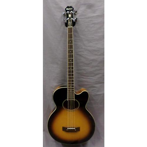 Epiphone El Capitan EL-CAPITAN-C4 Acoustic Bass Guitar