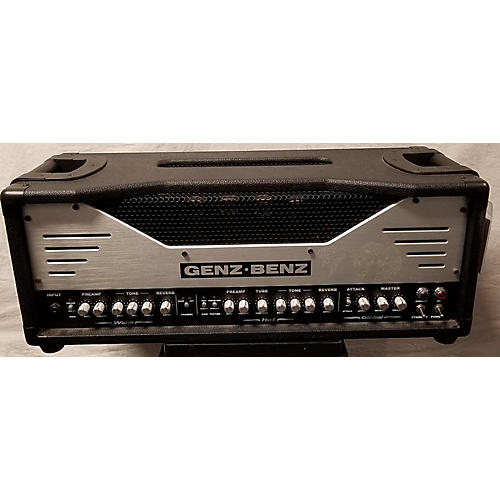 Genz Benz El Diablo 100 Tube Guitar Amp Head
