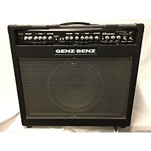 Genz Benz El Diablo 60 Tube Guitar Combo Amp