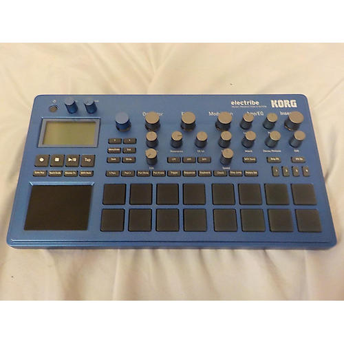 Korg Electribe Music Production Station Production Controller