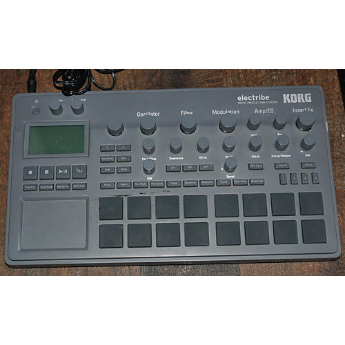 Korg Electribe2 Keyboard Workstation