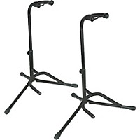 Deals on 2-Pack Musicians Gear Electric, Acoustic and Bass Guitar Stands