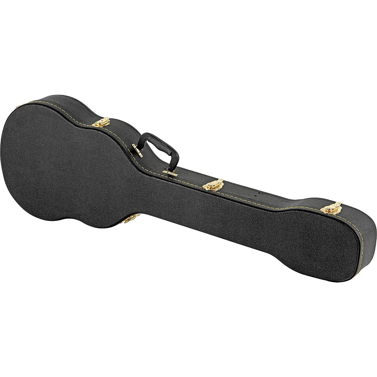 Musician's Gear Electric Bass Case Violin Shaped