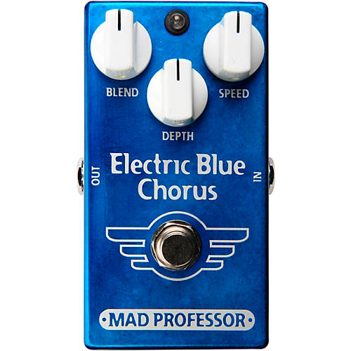 Mad Professor Electric Blue Chorus Effects Pedal