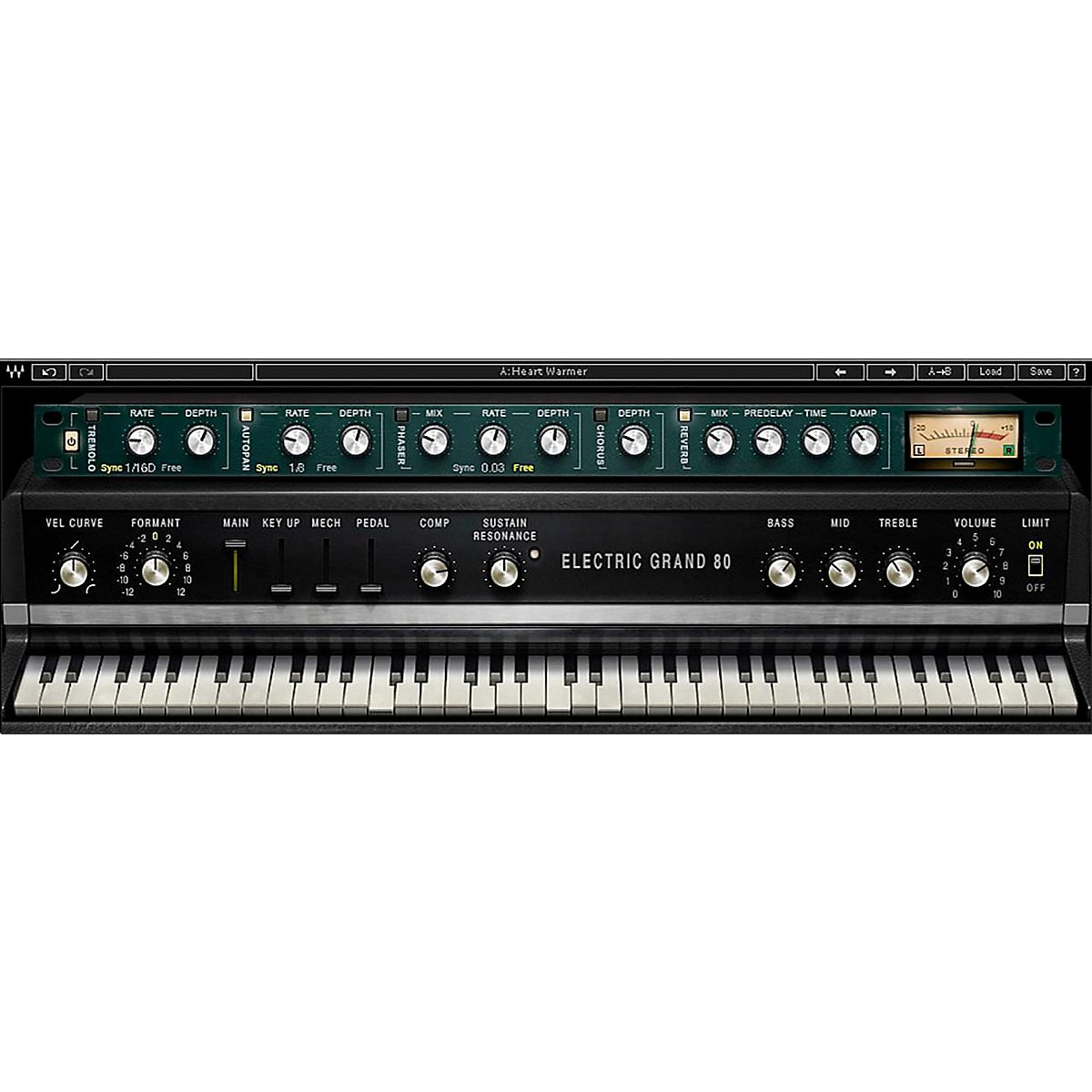 Waves Electric Grand 80 Piano