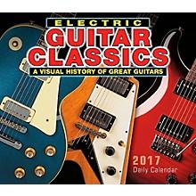 Hal Leonard Electric Guitar Classics 2017 Daily Boxed Calendar