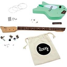Electric Guitar Kit Green