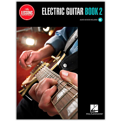 Guitar Center Electric Guitar Method Book 2 - Guitar Center Lessons (Book/Audio)