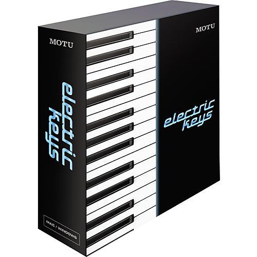 MOTU Electric Keys Virtual Instrument