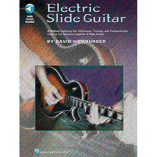 Hal Leonard Electric Slide Guitar (Book/CD)