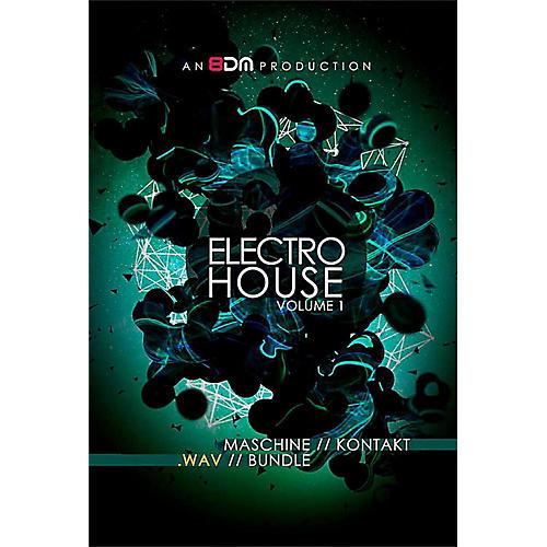 8DM Electro House Vol 1 Wav-Pack