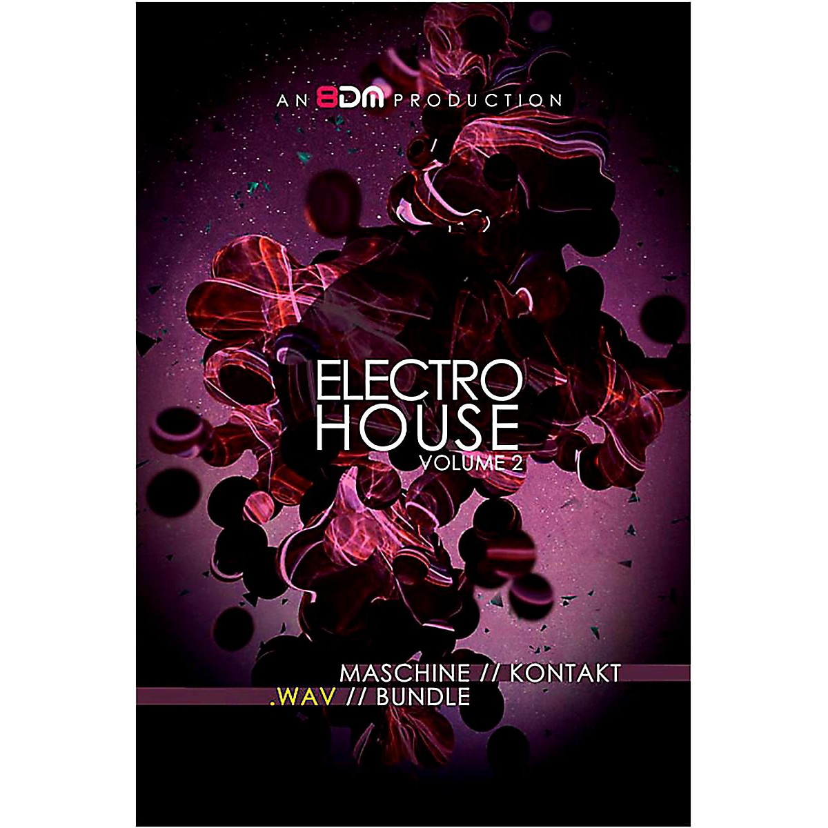 8DM Electro House Vol 2 Wav-Pack