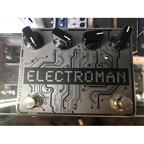 SolidGoldFX Electroman Effect Pedal