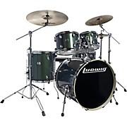 Element Evolution 5-piece Drum Set with 22 in. Bass Drum and Zildjian