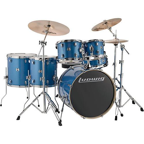 Ludwig Element Evolution 6 Piece Drum Set