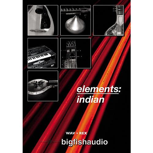Big Fish Elements: Indian Audio Loops