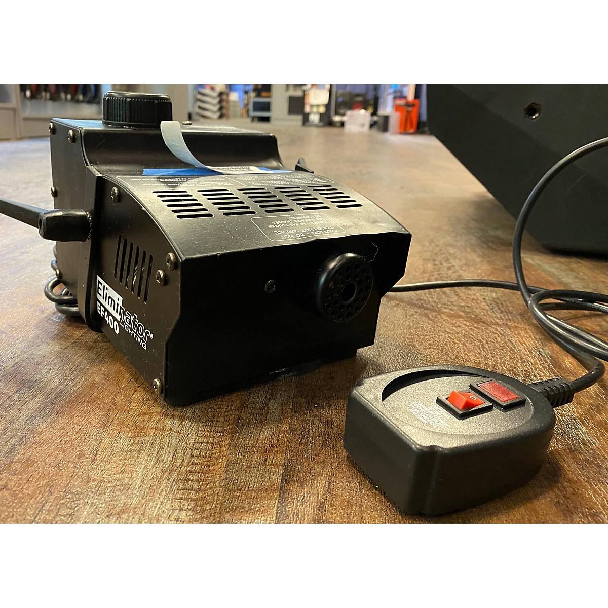 CHAUVET DJ Eliminator 400 Fog Machine