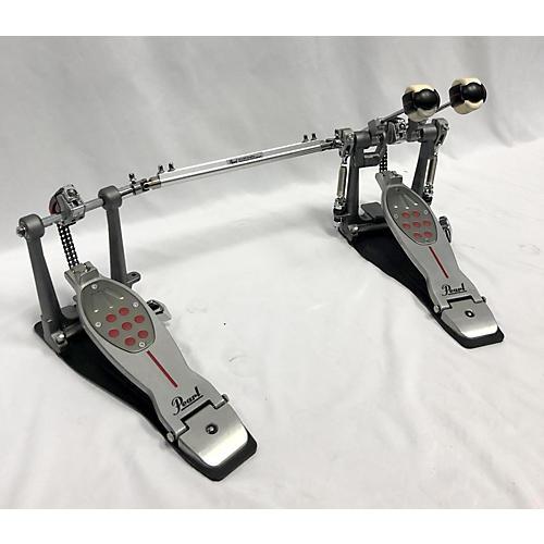 Pearl Eliminator P2052C Double Bass Pedal Chain Drive Double Bass Drum Pedal