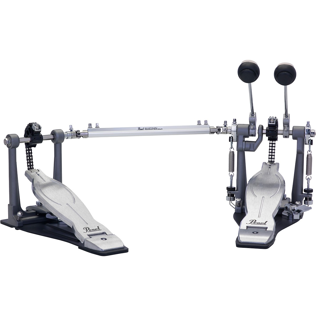 Pearl Eliminator Solo Double Bass Drum Pedal With Black Cam