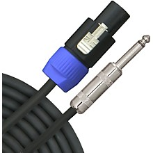 Livewire Elite 12g Speakon to 1/4 in. 2-Pole Speaker Cable