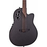 Ovation Elite 1778 Tx Acoustic Electric Guitar Black Guitar Center