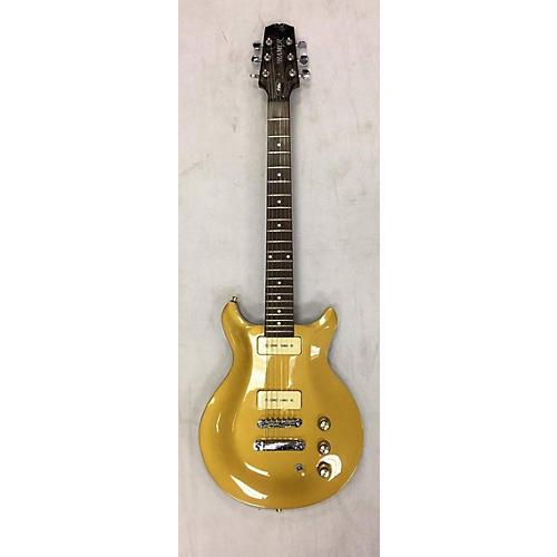Hamer Elite P90 Archtop Solid Body Electric Guitar