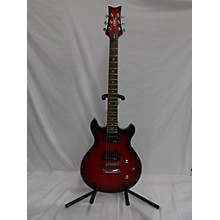 Daisy Rock Elite Rebel Standard Solid Body Electric Guitar