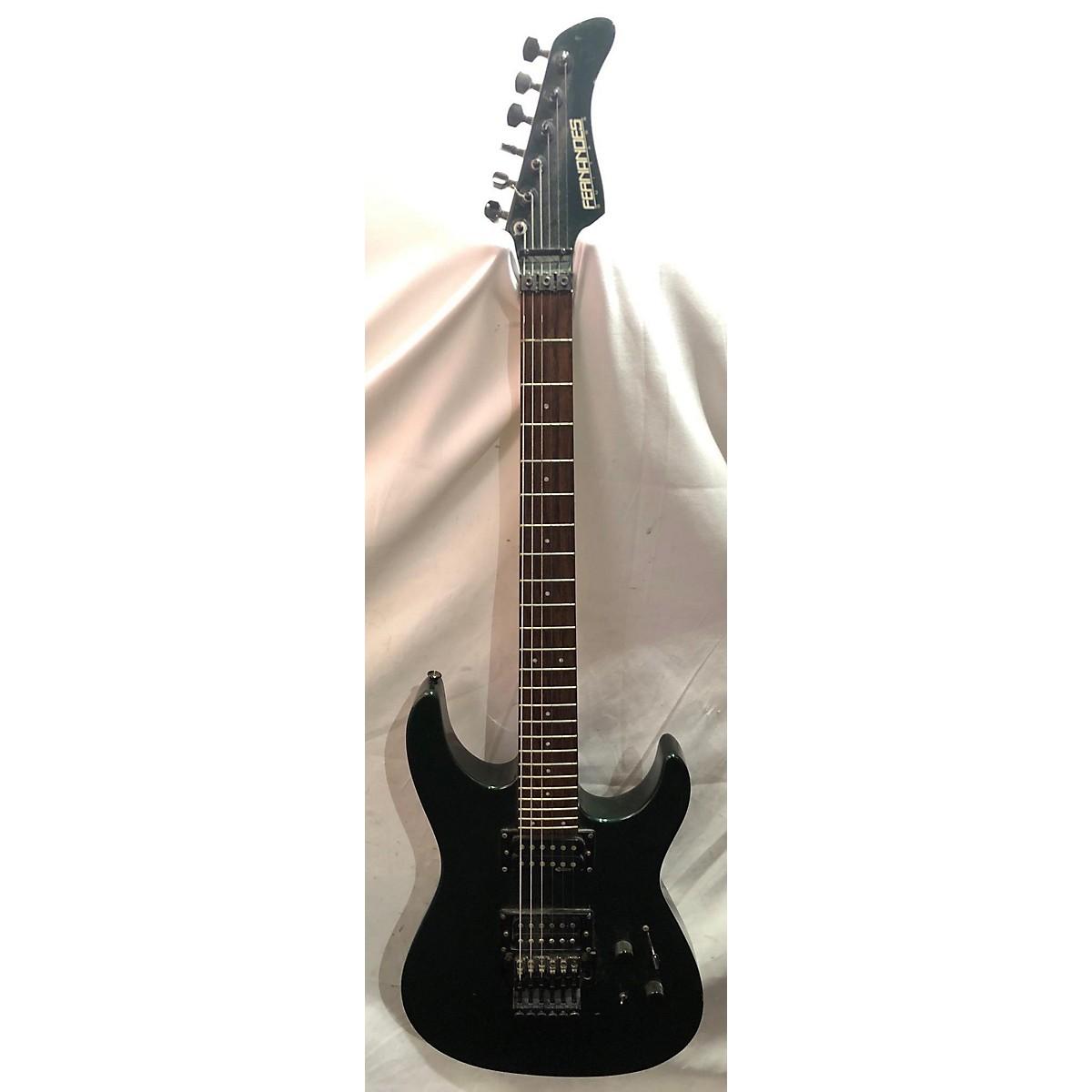 Fernandes Elite Solid Body Electric Guitar