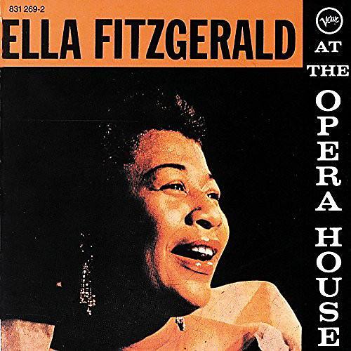 Alliance Ella Fitzgerald - At The Opera House