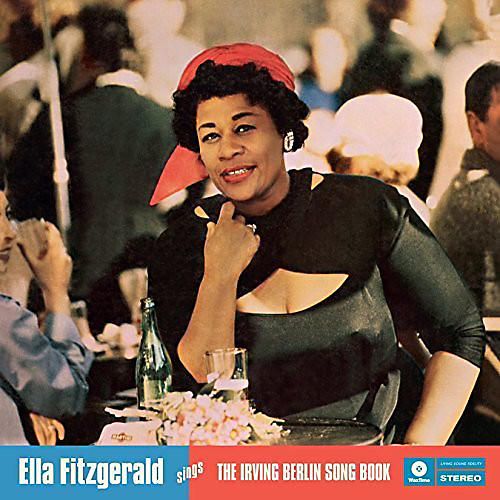 Alliance Ella Fitzgerald - Ella Fitzgerald Sings The Irving Berlin Songbook