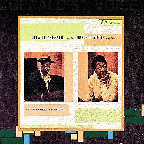Alliance Ella Fitzgerald - Sings The Duke Ellington Songbook