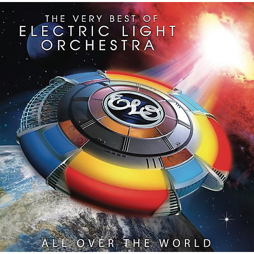 Alliance Elo ( Electric Light Orchestra ) - All Over The World: The Very Best Of Electric Light Orchestra
