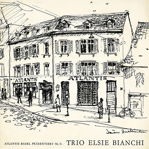 Alliance Elsie Bianchi Trio - At Seiler's Atlantis