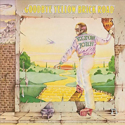 Alliance Elton John - Goodbye Yellow Brick Road