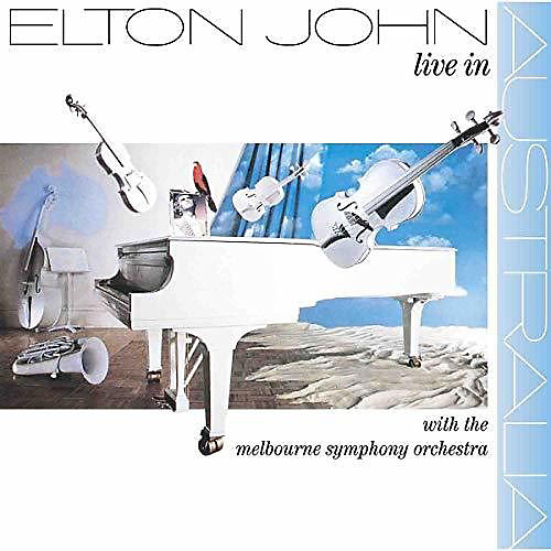 Alliance Elton John - Live In Australia With The Melbourne Symphony Orchestra