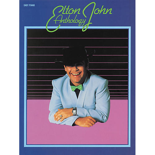 Hal Leonard Elton John Anthology For Easy Piano