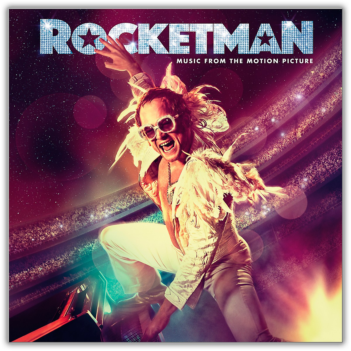 Universal Music Group Elton John and Taron Egerton - Rocketman (Music From The Motion Picture) Vinyl LP