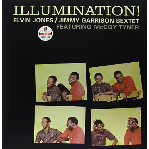 Alliance Elvin Jones - Illuminaton