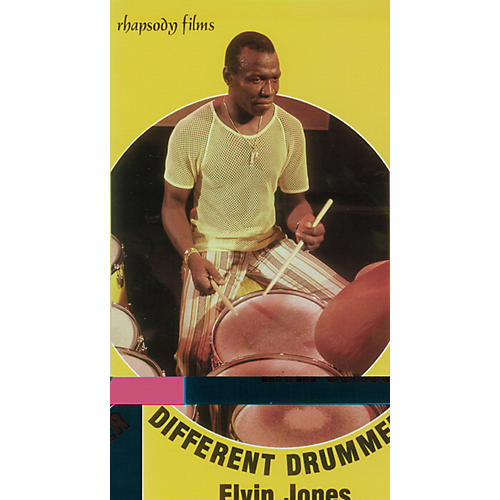 Alfred Elvin Jones A Different Drummer Video