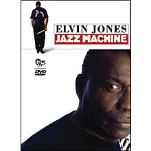 Hal Leonard Elvin Jones: Jazz Machine DVD