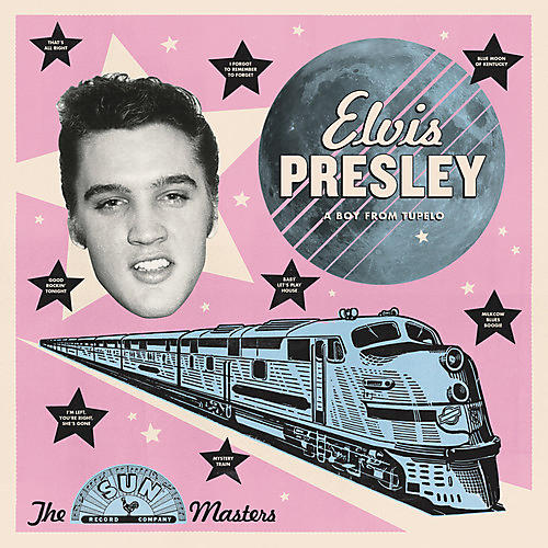 Alliance Elvis Presley - A Boy From Tupelo: The Sun Masters