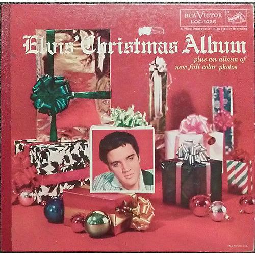 Alliance Elvis Presley - Elvis' Christmas Album