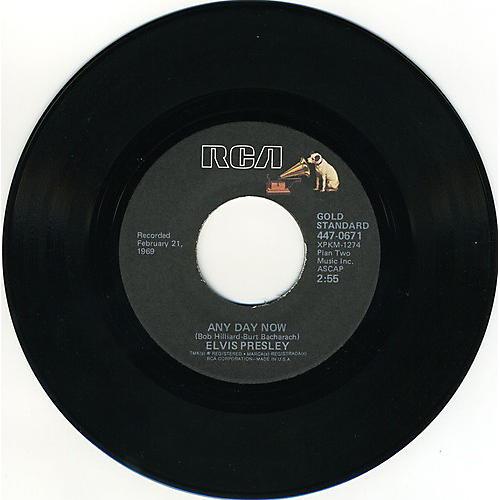 Alliance Elvis Presley - In the Ghetto
