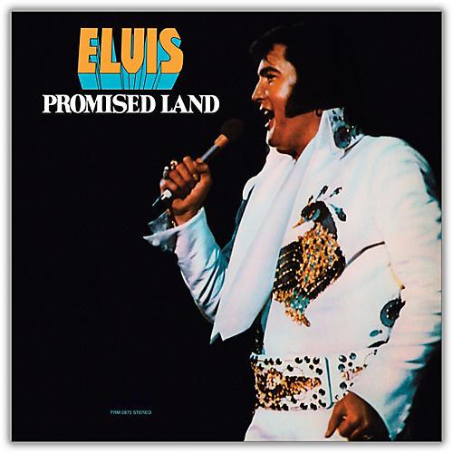 RED Elvis Presley - Promised Land