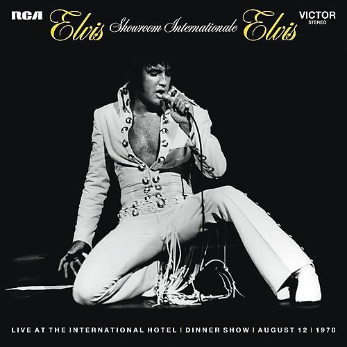 Alliance Elvis Presley - Showroom Internationale