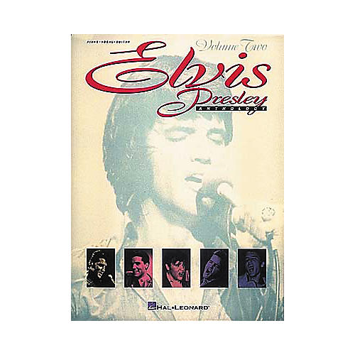 Hal Leonard Elvis Presley Anthology - Volume 2 Songbook