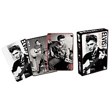 Hal Leonard Elvis Presley Playing Cards