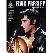 Hal Leonard Elvis Presley The King of Rock 'n' Roll Guitar Tab Songbook