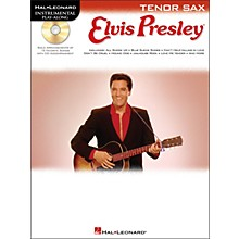 Hal Leonard Elvis Presley for Tenor Sax - Instrumental Play-Along Book/CD Pkg